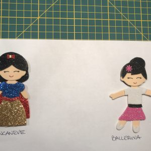 Ballerina e Biancaneve