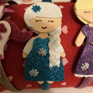 Cerchietto Elsa