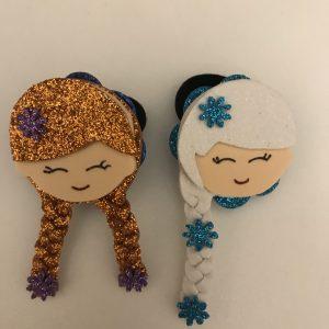 elastico grande Elsa e Anna